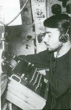 A crew aboard U-110 operates the iconic Enigma machine, so valuable to the war effort at sea.