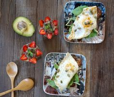 Open Face Egg Sandwich, Self-Love Cacao Smoothie & Hyde Yoga Giveaway | Breakfast Criminals
