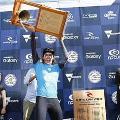 @CourtneyConlogue won the #RipCurlPro #BellsBeach!! while Sally Fitzgibbons placed runner-up. #CONGRATS  @WSL / @KC80 #KellyCestari  #RipCurlPro #BellsBeachWomen's #SamsungGalaxy #Championship #Tour #2 - #Bells #Beach #Victoria #Torquay #Australia #Winner #Win #CourtneyConlogue #SurferGirl #Surfer #Surfera #Fit #Travel #Surfing #Surf #SurfNews #VibrasMag by vibrasmag http://ift.tt/1KnoFsa