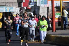 Nezahualcóyotl Méx. 17 Marzo 2013. Es un verdadero gusto ver a mujeres deportistas que buscan a través del deporte su bienestar físico y de salud, ya que detalló que ello ayuda a prevenir enfermedades  físicas y psicológicas.                                                                                                 Foto. Francisco Gómez