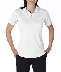 UltraClub Women's Sun Protection Performance Polo Shirt, White, XX-Large UltraClub. $42.26