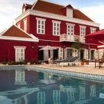 Villa Tokara in Curacao. A beautiful guesthouse in Willemstad, and close to the beach as well. See www.staywithstyle.nl for more information!