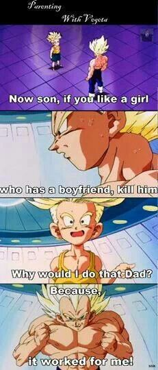 Well, we know why Yamcha was killed by the saibamen now. #SonGokuKakarot