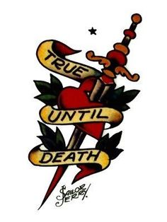 Sailor Jerry True Until Death: