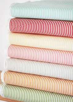 stripes - lots of fabric on this website