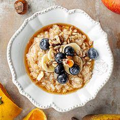 Owsianka - pomysł na zdrowe śniadanie. Owsianka jak ugotować. Owsianka na wodzie.