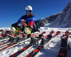 Le gigantiste in Val Senales per la rifinitura in vista di Soelden