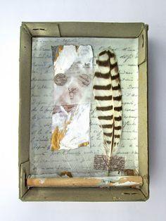 mano kellner, art box nr 311, federbild