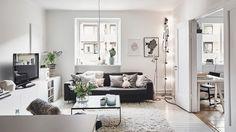 Al je interieur inspiratie in één appartement