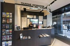 Information Center, Tourist Information, Tourist Center, Tourist Office, Business Technology, Chamber Of Commerce, Travel Agency, Surf Shop, Higher Education