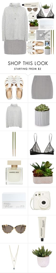 """Anahita"" by brenna-kaye ❤ liked on Polyvore featuring ASOS, Fashion Union, Annette Görtz, Crate and Barrel, Yves Saint Laurent, Narciso Rodriguez, NARS Cosmetics, Prism, Antipodes and Dorothy Perkins"