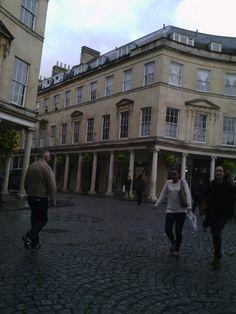 City of Bath, England