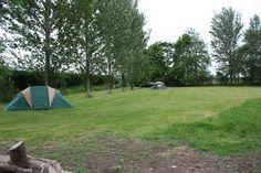 Location of Little Oak Campsite Nottingham