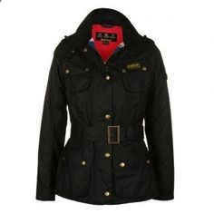 Barbour jacket- womens international. For those rainy autumn days on the countryside. And for my spare time in the city too.
