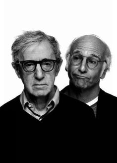 Just Love <3 Woddy Allen + Larry David