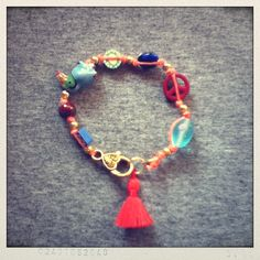 Pulsera bohemia accesorios Beaded Bracelets, Jewelry, Fashion, Bohemian, Bangle Bracelets, Accessories, Moda, Jewlery, Jewerly