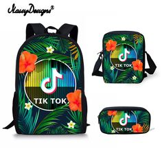 Kids & Baby's Bags Kind-Hearted Whosepet Teenagers Schoolbag Dog Party Retro Pattern School Shoulder Book Bag For Children Girls Boys High Quality Satchel Pack