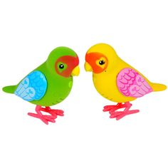 Little Live Pets Bird Cage Love Birds Double Pack Maylee