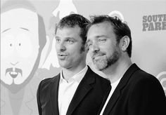 """Simple but brilliant plotting advice from South Park creators Matt Stone and Trey Parker on plotting using the key words """"but"""" and """"therefore."""""""