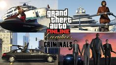 GTA 5 Online. Executives and Other Criminals free DLC