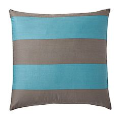 Boys duvet cover - turquoise and gray