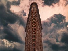 Flatiron Building, Nyc, Burj Khalifa, Cinematography, Travel, Design, Photo Editor, Fall 2016, Viajes