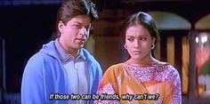shahrukh khan and kajol in kabhi khushi kabhi gham - Google Search