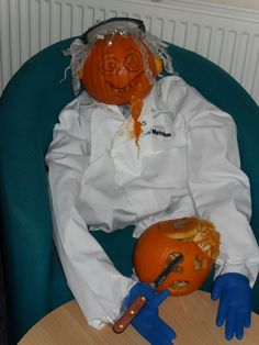 **STOP PRESS - Halloween Competition Ends in Controversy**  Just wanted to say a big thank you to all of you for your contributions towards the Great Pumpkin Carve Up Competition, you have helped make it a major success…..  Best Wishes and keep this tradition going really good fun… Can not wait for Christmas ! Kind regards Sue x @ UBC Daresbury  www.jaspersonline.co.uk