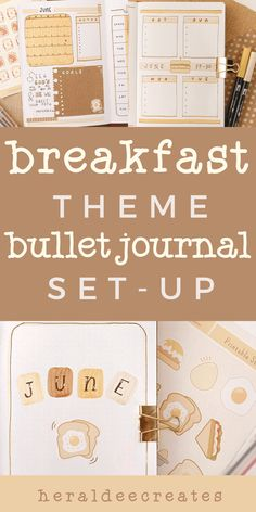 Create this Extremely Easy June bullet journal breakfast theme this summer! Choose from several minimalist bujo spreads, cover page, monthly spread, one-spread weekly spreads,bujo tracker, quotes and more! Plus know my simple tips and techniques to create simple minimalist artsy spreads! #june #bulletjournal #breakfasttheme #summertheme Bullet Journal Contents, Bullet Journal Cover Page, Bullet Journal Tracker, Bullet Journal Hacks, Bullet Journal How To Start A, Bullet Journal Themes, Bullet Journal Layout, My Journal, Journal Covers