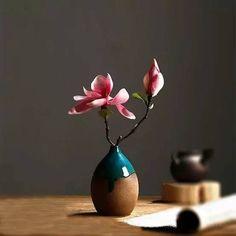這樣的插花才是茶藝的靈魂擔當 - 壹讀