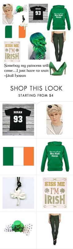"""""""Kiss me I'm Irish"""" by drummergirlty on Polyvore featuring Payne, Diesel and Nine West"""