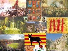 Els símbols de Catalunya