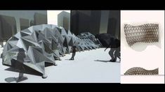 Origami Design, Paper Art, Facade, Lab, Architecture, Drawings, Tokyo, Room Dividers, Dressing Room