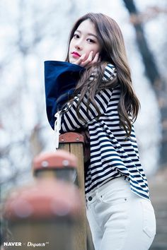 PRISTIN ♡ ReNa 레나 (Kang YeBin 강예빈) #콩 #예빈