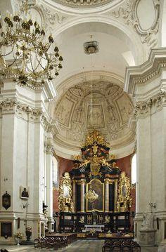 St. peter and St. Paul's church, krakow, Poland