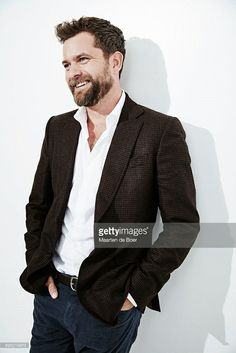 BEVERLY HILLS, CA - AUGUST 11: Joshua Jackson from Showtime's 'The Affair' poses for a portrait at the 2016 Summer TCA Getty Images Portrait Studio at the Beverly Hilton Hotel on August 11th, 2016 in Beverly Hills, California (Photo by Maarten de Boer/Contour by Getty Images)