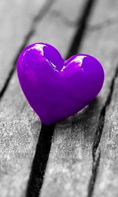 Heart Pictures, Heart Images, Purple Love, All Things Purple, Love Is Sweet, Love Is All, I Love You Images, Heart Wallpaper, Love Stars