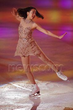 Mao Asada, December 21, 2014- Figure Skating : Christmas on Ice 2014 at Shin Yokohama Skate Center, Kanagawa, Japan. (Photo by Yusuke Nakanishi/AFLO SPORT)