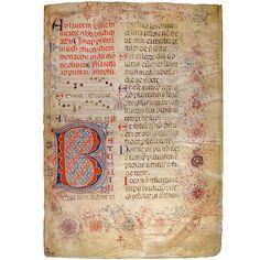 Jan Łaski's Antiphone Book. Foundation of The Archbishop of Gniezno Poland, 1523