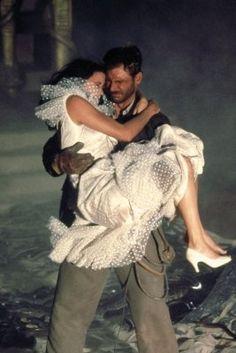 "Raiders are heroes! Harrison Ford, Karen Allen in ""Indiana Jones: Raiders of the Lost Ark"" DIRECTOR: Steven Spielberg. Harrison Ford Indiana Jones, Indiana Jones Films, Indiana Jones Costume, Marion Ravenwood, Henry Jones Jr, Divas, The Blues Brothers, Film Serie, Great Movies"