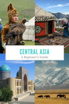 What to see and how to plan a trip to explore Central Asia and the Silk Road through Turkmenistan, Uzbekistan, Kazakhstan, Kyrgyzstan, and Tajikistan.