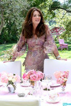 Lisa Vanderpump's house | Of Beverly Hills' Star Lisa Vanderpump's Beverly Park Home ...