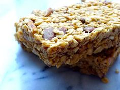 Apple Pie Super Protein Bars recipe via Food Network Healthy Tuna Recipes, Canned Tuna Recipes, Protein Bar Recipes, Protein Rich Foods, Protein Bars, Healthy Foods, Healthy Eats, Alkaline Recipes, Gluten Free Sweets