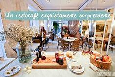 Restaurante Dray Martina Cool Restaurant, Dessert, Table Settings, Planes, Restaurants, Europe, Righteousness, Star, Places