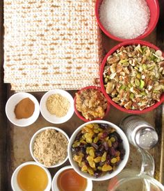 Best Matzo Or Matzo Farfel Recipe on Pinterest
