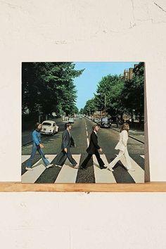 Slide View: 1: The Beatles - Abbey Road LP