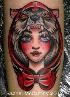 Quality Tattoo Artist Spotlight: Rachel McCarthy (soon to be Baldwin) - Alternatively Lovely -