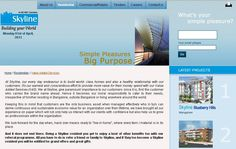 At Skyline, our every day endeavour is to build world- class homes and also a healthy relationship with our customers. It's our earnest and conscientious effort to provide more value for their money spend with our Value Added Services (VAS). We at Skyline, give paramount importance to our customers since it is, first the customer who carries the brand name ahead. Hence it becomes our moral responsibility to cater to their needs, irrespective of him/her residing in Bangalore