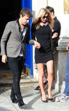 Kate Moss & Jamie Hince: London Lovers