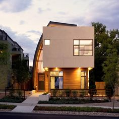 """Shield House"" by Studio H:T in Denver Colarado"
